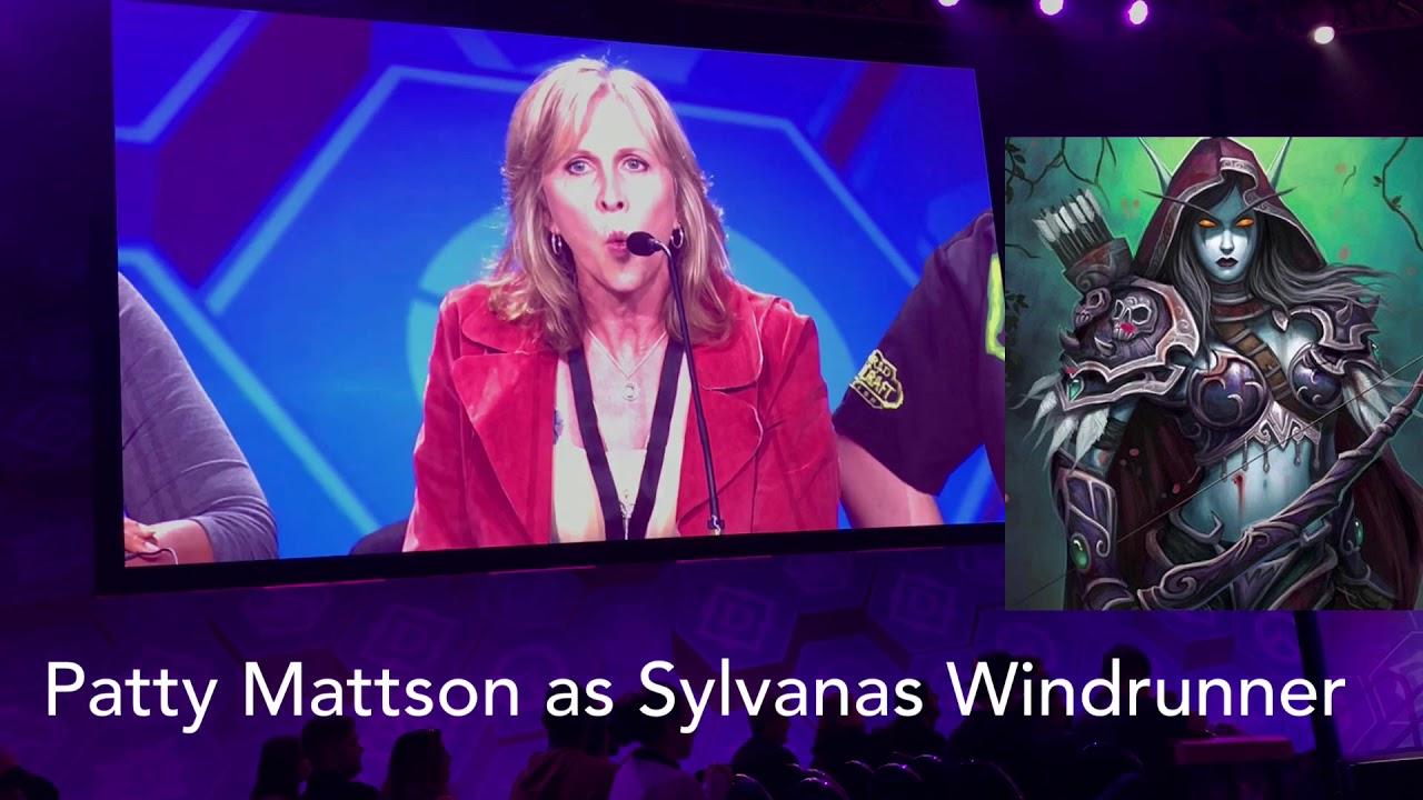 Wow Sylvanas Voice Actor