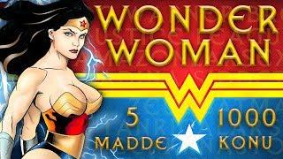 Video Wonder Woman Hakkında 5 Bilinmeyen ve Fazlası download MP3, 3GP, MP4, WEBM, AVI, FLV Januari 2018