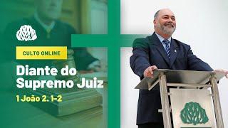 IPB Joinville - Culto - 13/09/2020 - Diante do Supremo Juiz