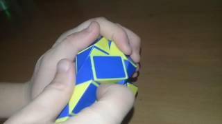 Как сделать мяч из змейки