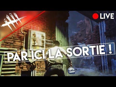 PAR ICI LA SORTIE ! - Dead By Daylight