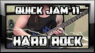 Quick Jam 11 - HARD ROCK
