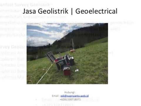 Jasa Geolistrik | Geo Electric Kabupaten Minahasa-Tondano Sulawesi Utara