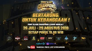 Point Blank Champions League : Day 9 (Final)