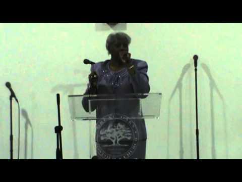 Pastor Joyce Patmon