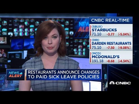 Starbucks announces catastrophe pay for affected employees