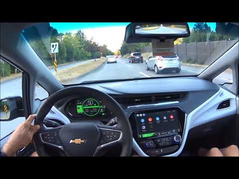 2017 Chevrolet Bolt EV - Road Trip!