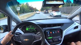 2017 Chevrolet Bolt EV - Road Trip!