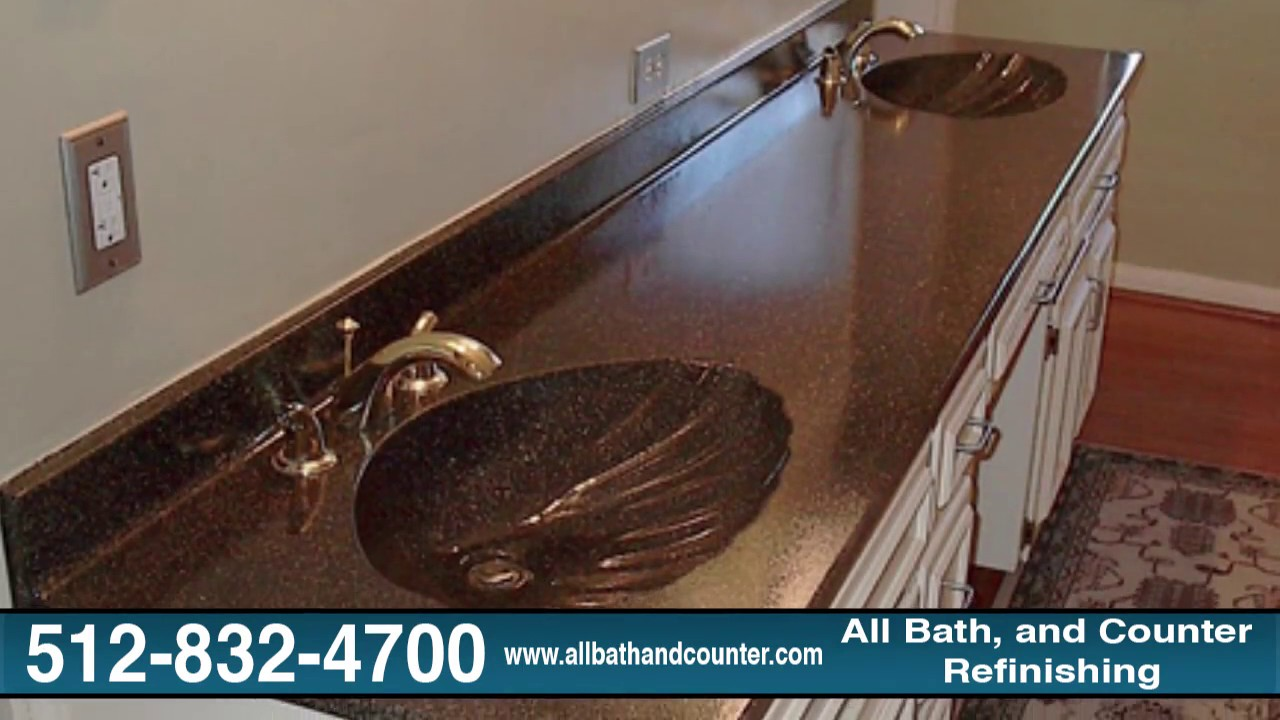 Refinish Bathroom Countertop All Bath And Counter Refinishing Kitchen Bathroom Remodeling