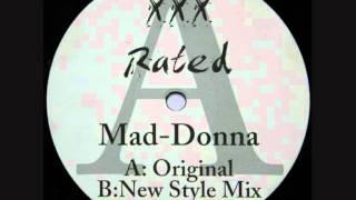 Dj Promo - Mad-Donna (Original)