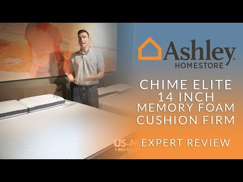Ashley Chime Elite 14 Inch Memory Foam Cushion Firm Mattress Expert Review