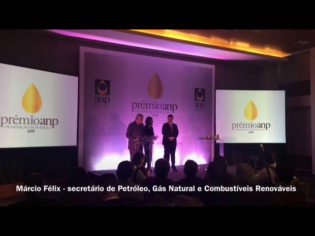 Abertura Prêmio ANP 2016
