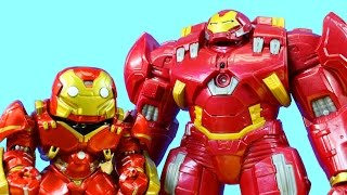 imaginext joker replica hulkbusters battle mega sized hulkbuster with justice league batman superman