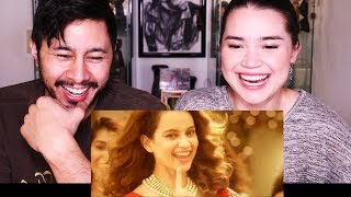 AIB feat. KANGANA RANAUT - THE BOLLYWOOD DIVA SONG | Reaction!