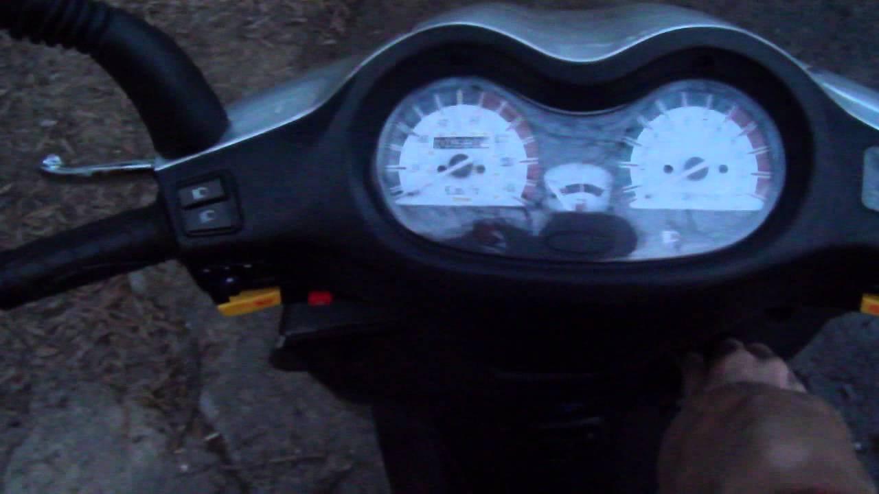 150cc Chinese Scooter - 2011 Tao Tao