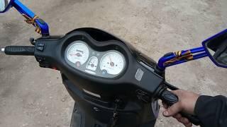 Ремонт скутера Irbis LX 50. Частина 2.