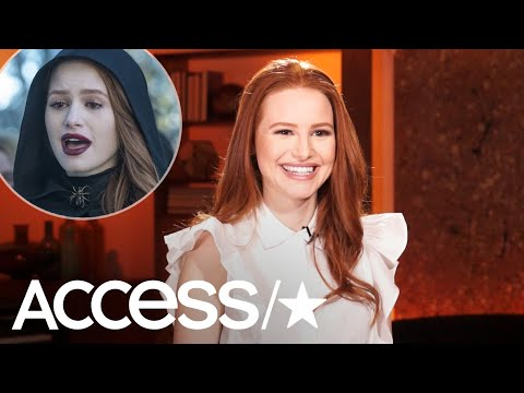 Madelaine Petsch On Singing 'You'll Never Walk Alone' On 'Riverdale,' Cheryl Working With Hermione