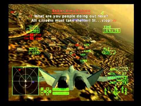 Ace Combat Zero: The Belkan War | Mission 6 - Diapason | Mercenary | X-02