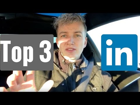 Top 3 LinkedIn Facts Businesses need to know!