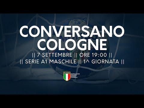 Serie A1M [1^]: Conversano - Cologne 42-26