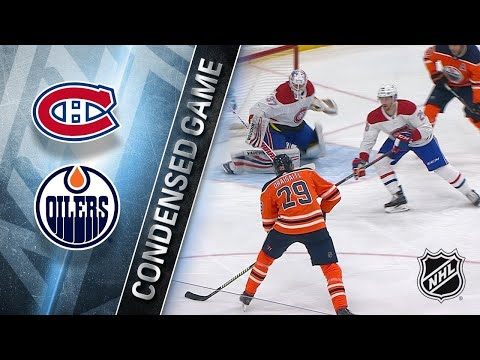 12/23/17 Condensed Game: Canadiens @ Oilers