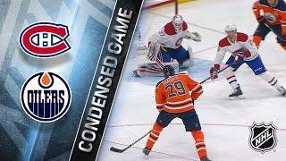 12/23/17 Condensed Game: Canadiens @ Oilers