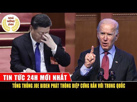 Tin quốc tế mới nhất 30/1 : Ông Joe Diden phát thông điệp cứng rắn với Trung Quốc
