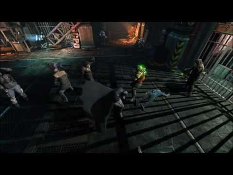 Batman: Arkham Origins Episode 5 - Gotham City Police Department