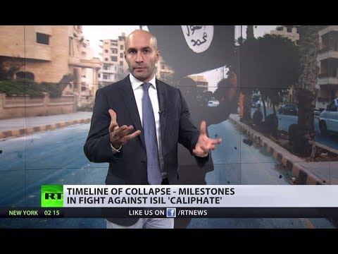 Cost Of Victory: Take a look at milestones in fight against the ISIS 'caliphate'