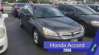 2006 Honda Accord, 100% Política de Revisión de la Aplicación