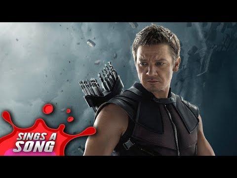 Hawkeye Sings A Song (Marvel Avengers Parody)