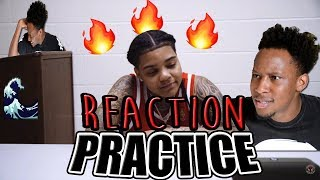 Young M.A - Praktice [Official Music Video] REACTION