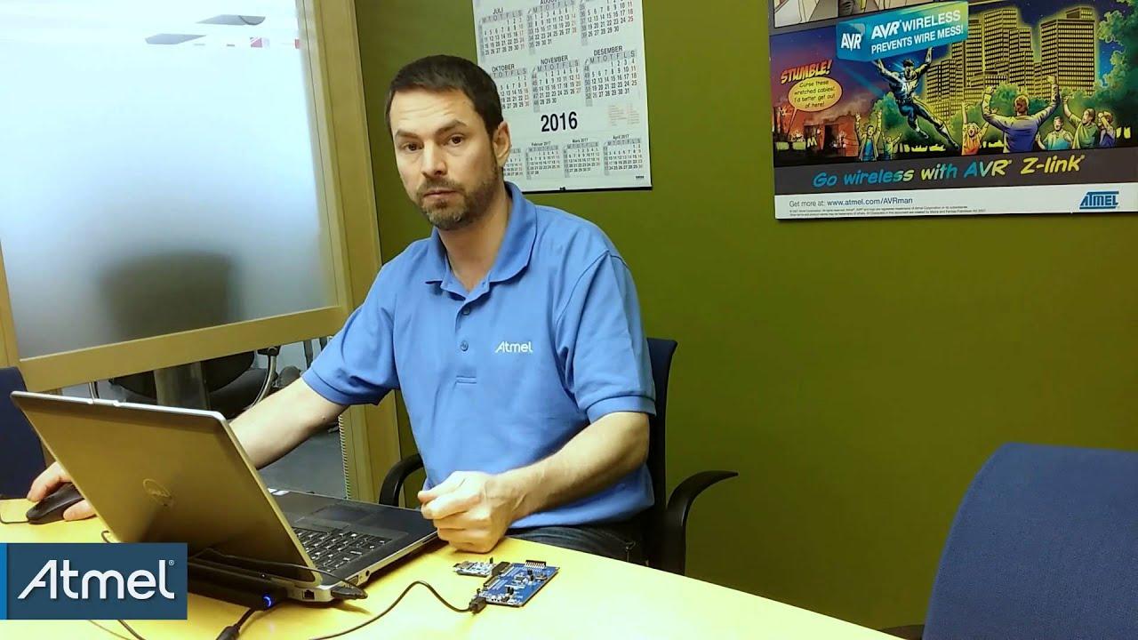 Atmel START Sensors: Configuring the SPI for the EBDG DGI (#11)