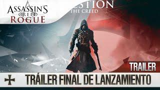 Assassin's Creed Rogue | Tráiler Final de Lanzamiento en Español