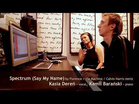 The best of – Spectrum (Say my name) – Kasia Dereń; aranżacja: Kamil Barański. Warszawa 2013