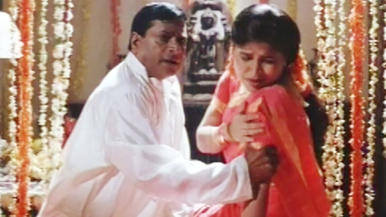 M S Narayana Kovai Sarala First Night Romance Scenes You