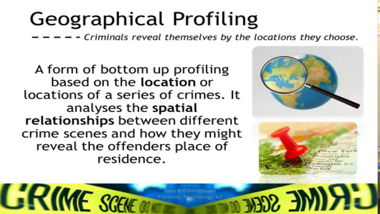 offender profiling bottom up approach forensic psychology offender profiling bottom up approach forensic psychology