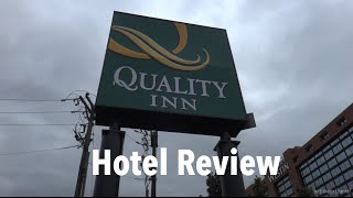 Hotel Review - Quality Inn DFW Airport, Irving Texas