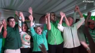 Convenção homologou candidatura de João Arthur vice-prefeito de Tabuleiro