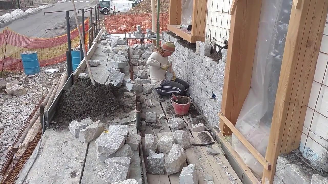 Case Di Montagna In Pietra : Case in pietra e intonaco con lorenza cavinato casa natura e