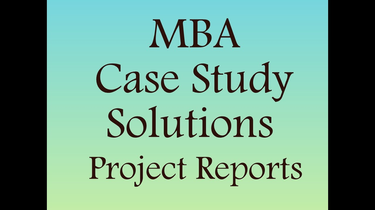 Business Case Study Examples Pdf Business Management Case Study Examples  Business Case Studies With Solutions Business