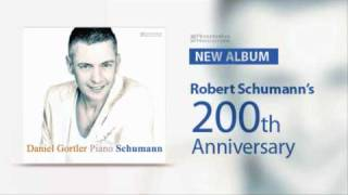 Daniel Gortler - Allegro, Sehr lebhaft (Faschingsschwank aus Wien, Op  26) (R. Schumann)