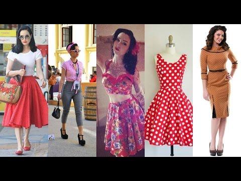 Como  vestir Pin Up  dicas Alana Santos Blogger