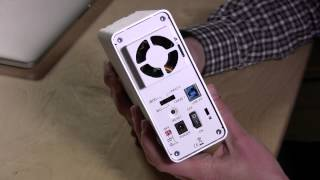 Icy Dock ICYRaid MB662U3-2S Dual bay USB 3.0 External RAID Enclosure Review