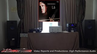 Audionote, Audio Note Music, AN E Speakers, TT-3 Turntable, MEISHU Phono Silver, hifideluxe 2018