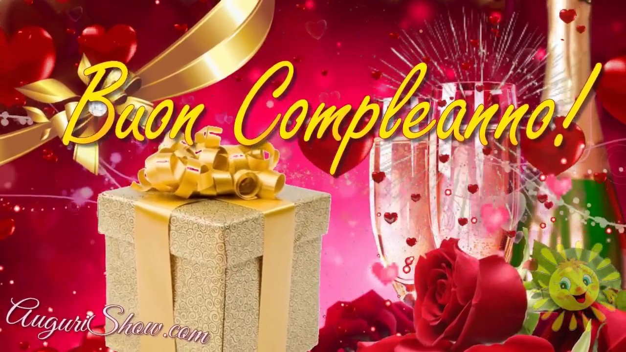 Preferenza Per un Giorno Speciale! Buon Compleanno! - YouTube CT61