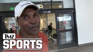 Sugar Ray Leonard to Floyd Mayweather, Have Lots of Sex, But Don't Party | TMZ Sports