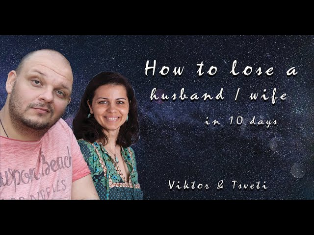 HOW to LOSE A HUSBAND in 10 days? - character astrology