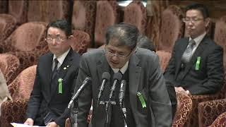 2018 02 21 衆議院予算委員会(公聴会)