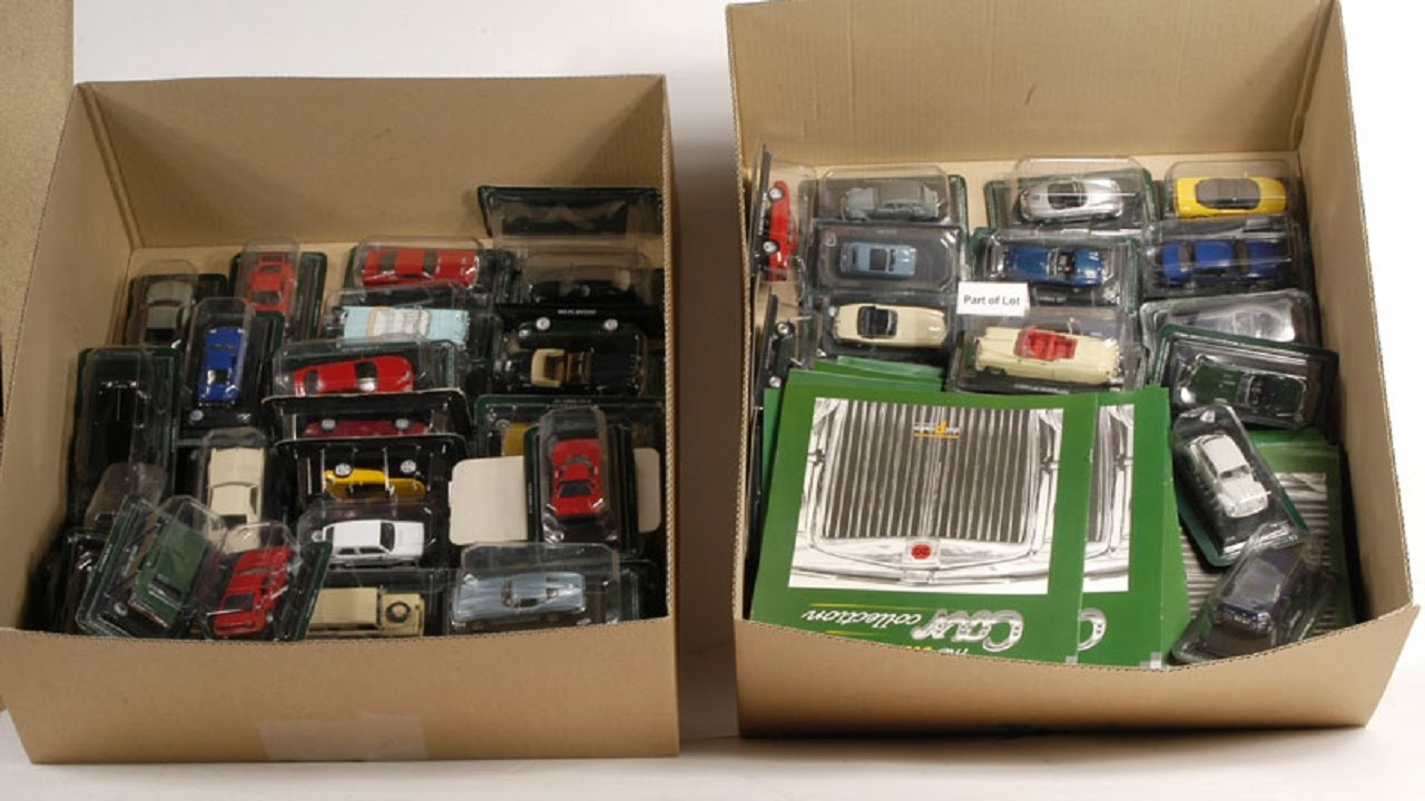 how to make diecast models